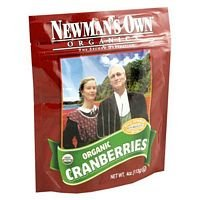 (Newmans Own Organics Cranberry - Bag, 4 Ounce - 12 per case. )