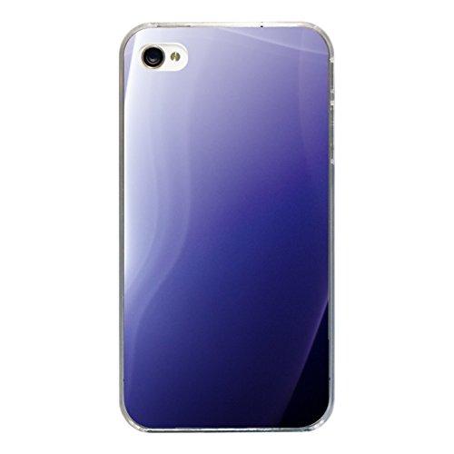 "Disagu Design Case Coque pour Apple iPhone 4s Housse etui coque pochette ""Lila Nebel"""
