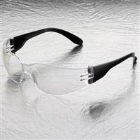 Hard Coated Polycarbonate Lenses (Elvex TTS Hard Coated Polycarbonate Lens, Black Temples, Clear)