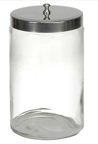McKesson Glass Sundry Jars - 63-4012EA - 1 Each