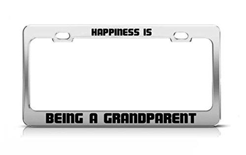 grandparents license plate frame - 3