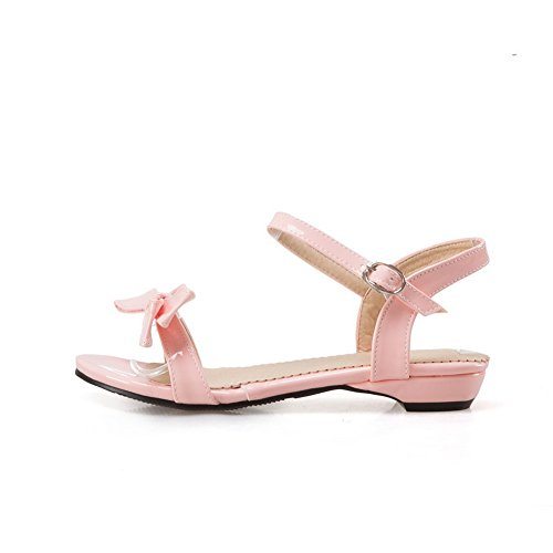 EU Pink 35 Rosa AdeeSu Donna Ballerine wZqTXz8x