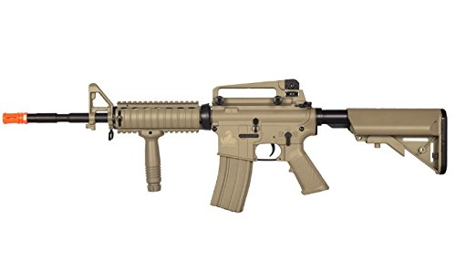 LANCER TACTICAL LT-04T M4A1 V2 AUTO ELECTRIC AIRSOFT for sale  Delivered anywhere in USA