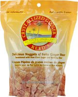 Reed's Crystallized Ginger Hard Candy -- 16 ()