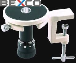 BEXCO Hand & Table Plant Microtome with PlanoConcave Knife Clamp