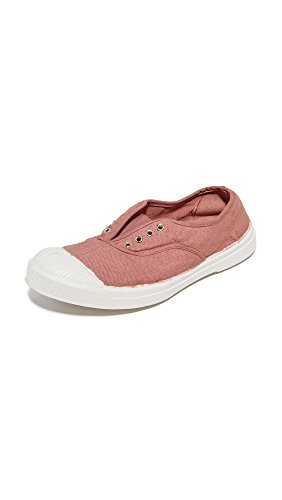 Bensimon Women's Tennis Elly Sneakers, Dusty Pink, 36 EU (6.5 B(M) US Women)