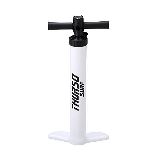 THURSO SURF Manual Pump for Inflatable Stand Up Paddleboard iSUP Pump Inflation and DEFLATION Double Action