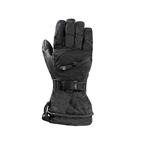 Swany Womens X-Therm Gloves, Black, Medium