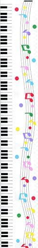 - Mrs. Grossman's Music Design Line Stickers