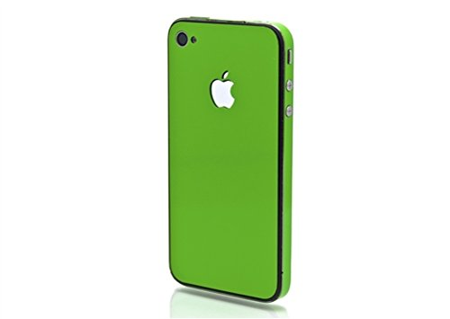 Slick Wraps Color Skin Green for iPhone4/4S