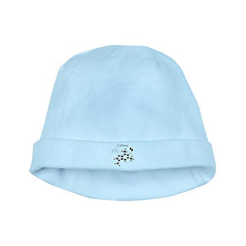 Price comparison product image Royal Lion Baby Hat Caffeine Lover 3D Atomic Structure - Sky Blue