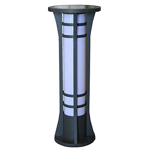 (Column Solar Bollard Light)