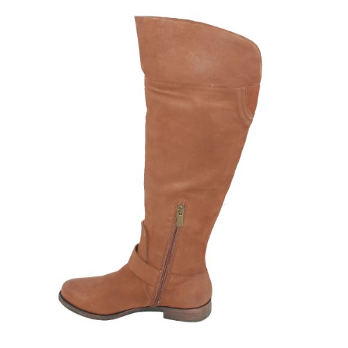 Kenneth Cole Reaction Womens Good Gurrl Brown Boot 7 M xwGgRGq