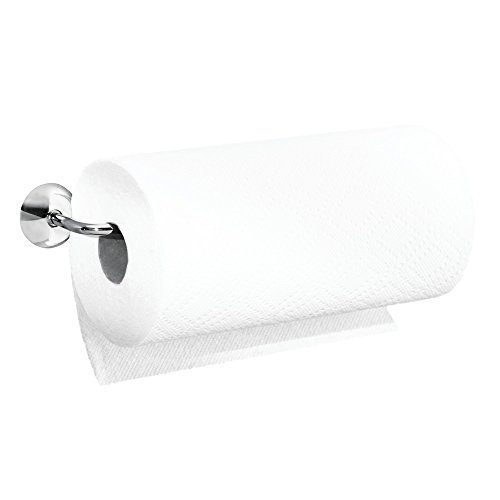 classico paper towel holder for kitchen bathroom wall mount under