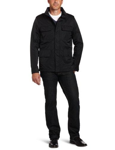 Tommy Hilfiger Men's Light Four Pocket Field Jacket