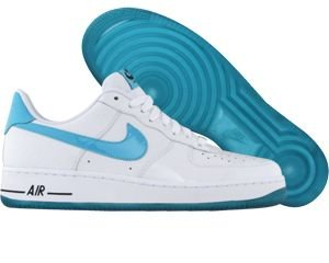 NIKE AIR Force 1 Low Mens 315122-126 (9, White/Sport RED)