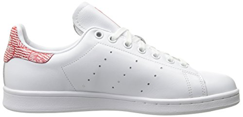 ftwwht Adidas Trainers Smith Ftwwht Womens colred Leather Stan xSqRvzgwH
