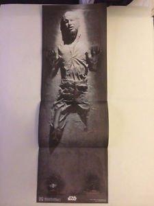 Lanlan star wars han solo carbonite loot crate september poster poster 9 x 27 - Han solo carbonite wall art ...
