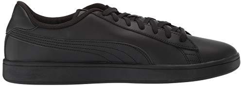 Para V2 Black Hombre Puma Smash Tenis Black puma qBxHHt