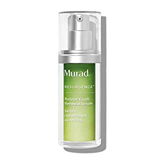 Murad Resurgence Retinol Youth Renewal Serum - Anti-Aging Serum for Lines and Wrinkles -Retinol Serum for Face and Neck - Youth Serum for Smoother Skin, 1.0 Fl Oz (Packaging may Vary)