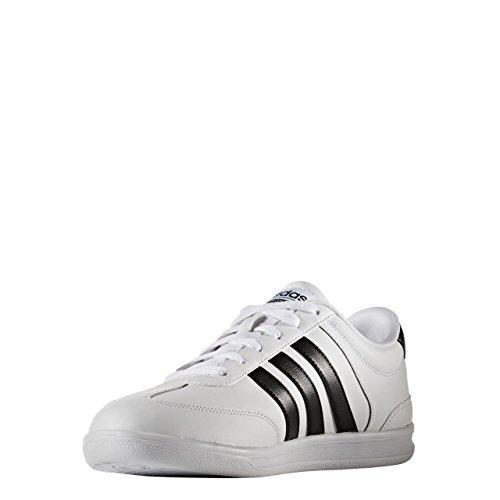 Adidas Cross Court, Baskets mode pour homme, Blanc–(Ftwbla/negbas/negbas) 391/3