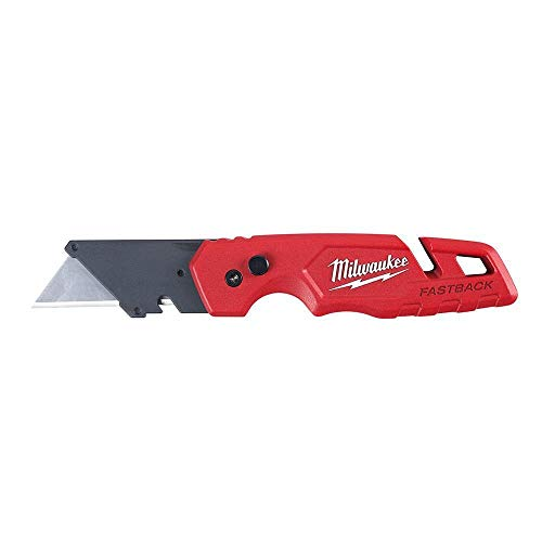 Milwaukee Fastback 3 Utility Knife with 4 Blade Storage