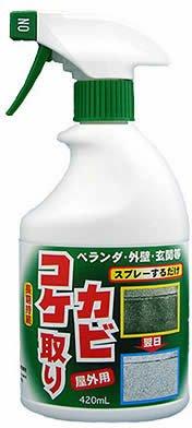 コケカビ取り(屋外用) 420ml