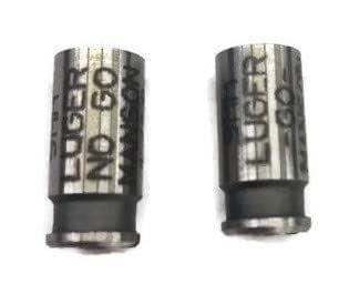 ZPV 9mm Luger Headspace gauges Go /& No Go Set