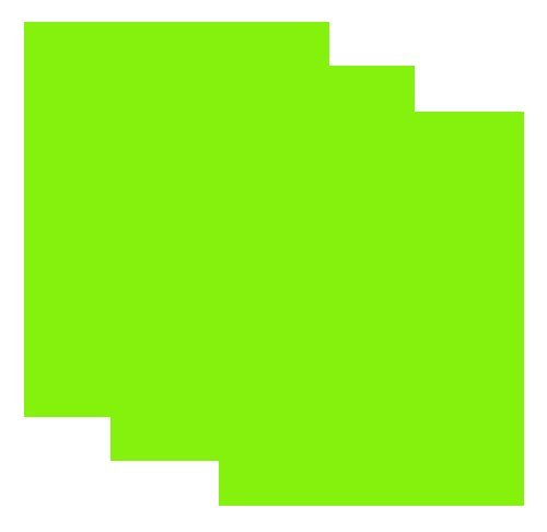 SISER EasyWeed Heat Transfer Vinyl HTV for T-Shirts 12 x 15 Inches 3 Precut Sheets (Green Apple) -
