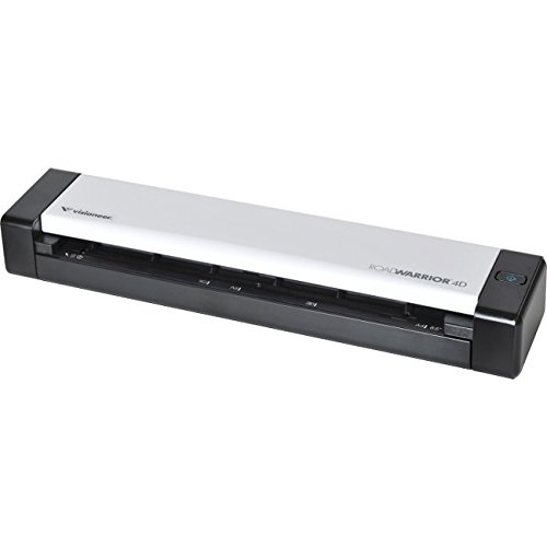 Visioneer RoadWarrior 4D Sheetfed Scanner Black/white RW4D-U