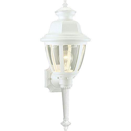 Progress Lighting P5738-30 1-Lt. Wall Lantern Non-Metallic IncandescentCollection