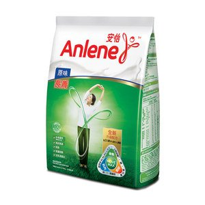 ANLENE GOLD HI-CAL LOW FAT MILK POWDER 1KG 51+