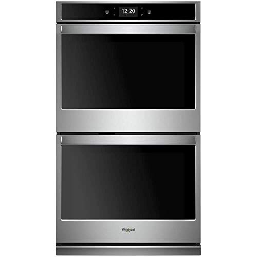 Whirlpool WOD77EC0HS 30 Stainless Convection Double Electric
