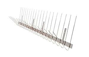 VEXO - Gutter Bird Spike Stainless Steel 50cm 20pcs/10metres