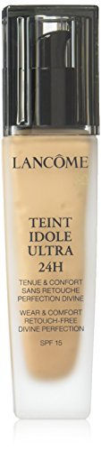 Lancome Teint Idole Ultra 24h Wear and Comfort SPF 15 045 Sable Beige for Women, 1 Ounce
