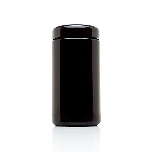 MIRON Violettglas 500ml - Ultraviolet Storage Container | Airtight Smell Proof | Screw Top Jar ()