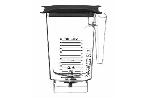 Blendtec Wildside Jar with Soft Lid 100344 by Blendtec