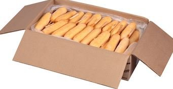 Foster Farms Pork and Beef Corn Dog w/ Bags, 4 oz, (36 per case)