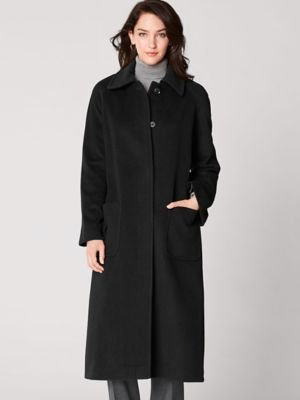 Cashmere Fully Lined Coat - 9