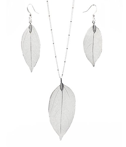 Natural Filigree Pendant Necklace Bohemian product image