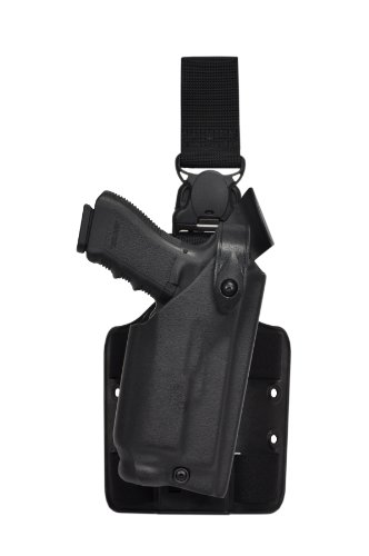 Safariland 6005 Glock 20, 21 STX Black Tactical Holster with M3 or M6, Right Hand
