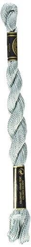 (DMC 115 5-927 Pearl Cotton Thread, Light Grey Green, Size 5)