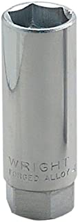 """product image for Wright Tool 3590 3/8"""" Drive 6 Point Spark Plug Holding Socket, 5/8"""""""