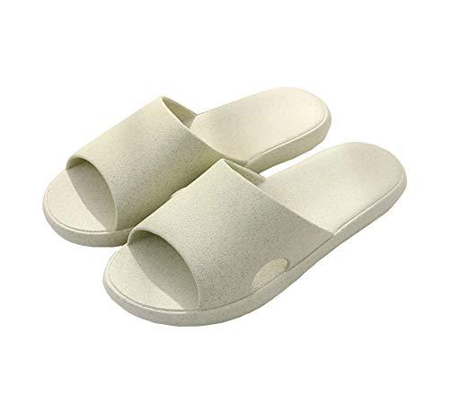 Femmes Cliont Pantoufles De Non House Indoor Summer Soft Et Garden Chaussures Vert Beach Pour Hommes Bain Confortables slip Yb6yvf7g