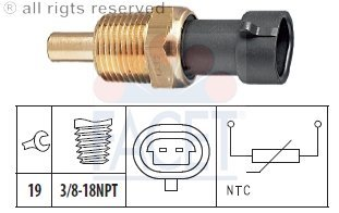 Facet - 7.3129 - Coolant/Oil/Fuel Temperature Senders
