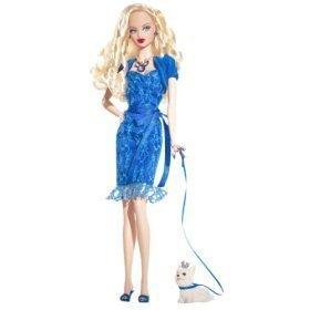 September Birthstone Barbie