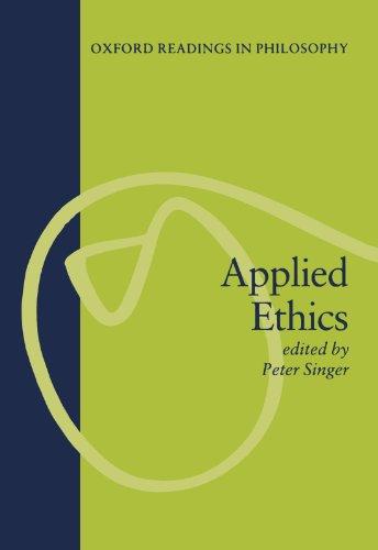 F.R.E.E Applied Ethics (Oxford Readings in Philosophy) [K.I.N.D.L.E]