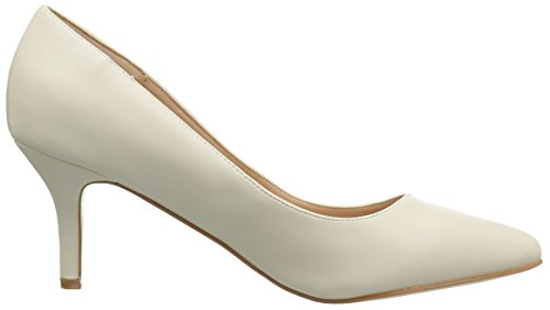 Brinley Co Women's Nina Pump Ivory mihOv