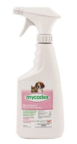 Pet Mycodex Shampoo (Pet Mycodex All In One Spray 16oz, tick, control, products, flea, spray, yard, cheap, animals, natural Supply Store/Shop)