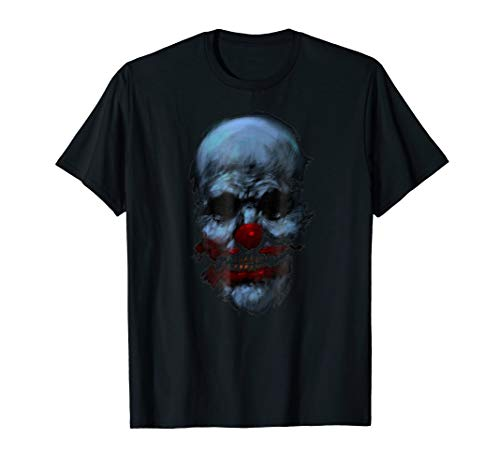 I Have Candy Scary Clown Costume Shirt - Creepy Mask -